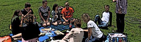 Nachbarschafts-Picknick
